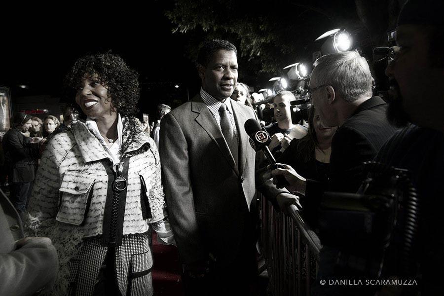 Denzel Washington - Photo by Daniela Scaramuzza