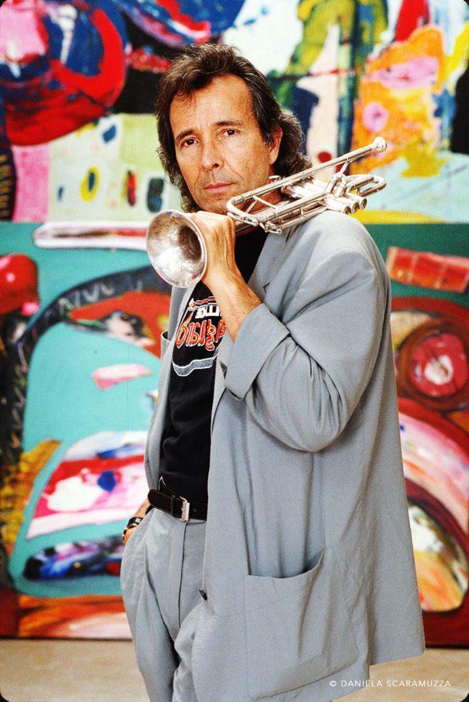 Herb Alpert - Photo by Daniela Scaramuzza