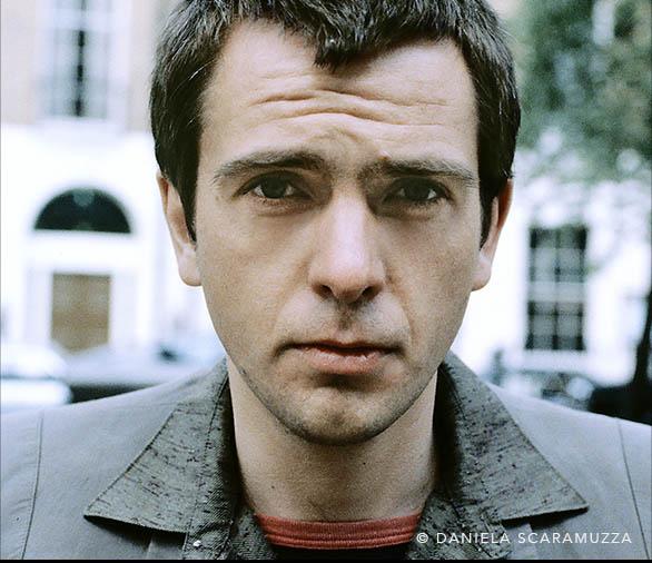 Peter Gabriel - Photo by Daniela Scaramuzza