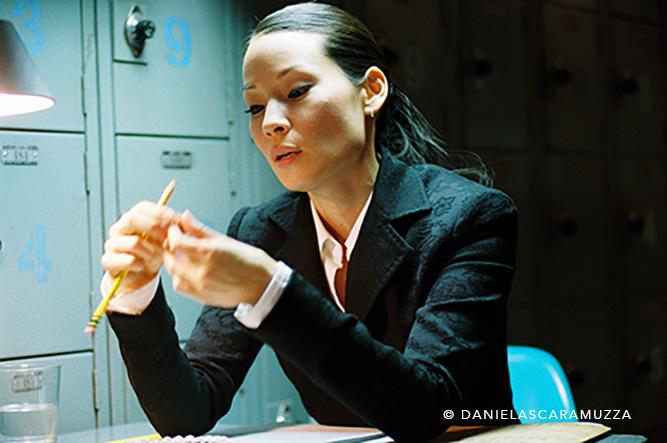 Lucy Liu - Photo by Daniela Scaramuzza
