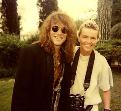 Jon Bon Jovi - Daniela Scaramuzza